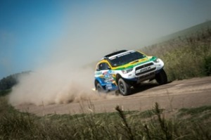 testing prior Rally Dakar 2015 in Buenos Aires, Argentina on January 1st, 2015